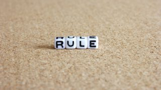 Rule is rule